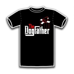 The Dog Father inspired by The God Father
