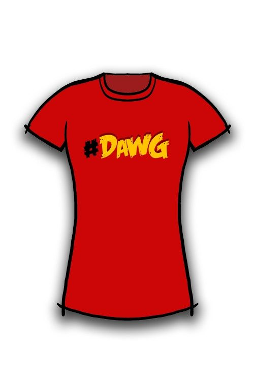 #DAWG Red (for her)