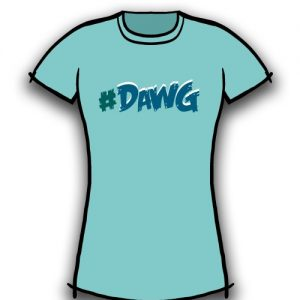 #DAWG Sky Blue (for her)