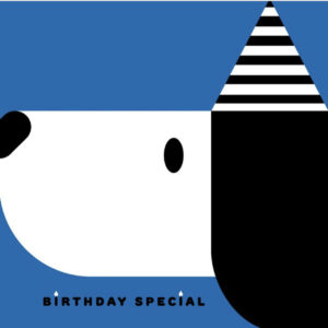 The Birthday Special WoofBox will be loaded with a minimum 5 gifts for dogs which include an extra special specially fetched international toy that you would not find here in India! Guaranteed! You see we go places sniffing out great stuff for your lovely pooches.