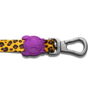 Leopard - HONEY Dog Leash Zee Dog