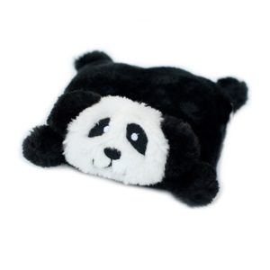 Squeakie Pad - Panda Plush toy a WoofBox Exclusive