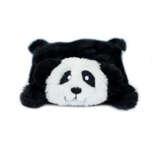 Squeakie Pad - Panda Plush toy a WoofBox Exclusive Front