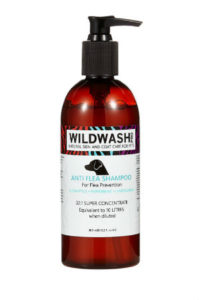 Wildwash Anti flea and Ticks Dog Shampoo