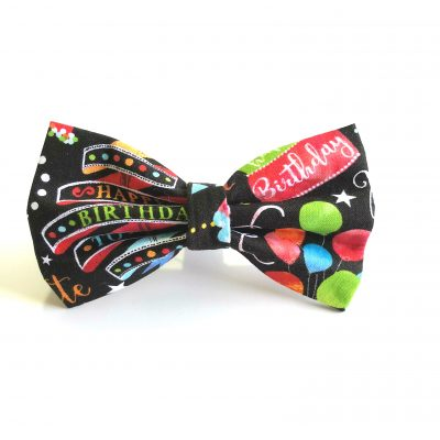 Birthday Special Bow Tie for Dogs