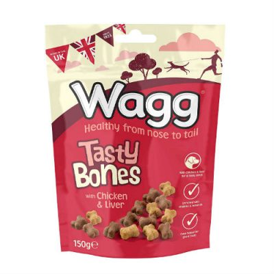 Wagg Tasty Bones (Chicken & Liver) 295 INR