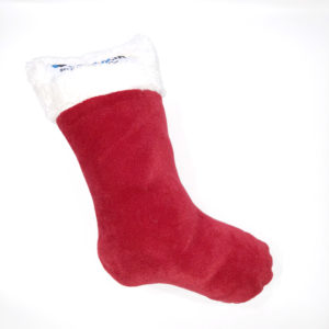 Christmas Socks Squeak Toy